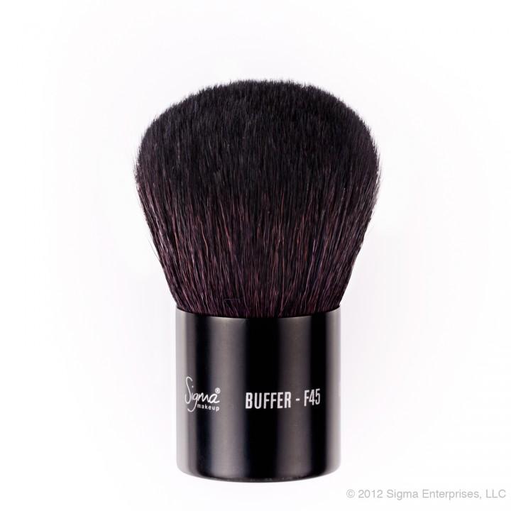 Sigma buffer makeup brush f45