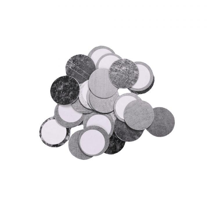 Z Palette - Round Metal Stickers